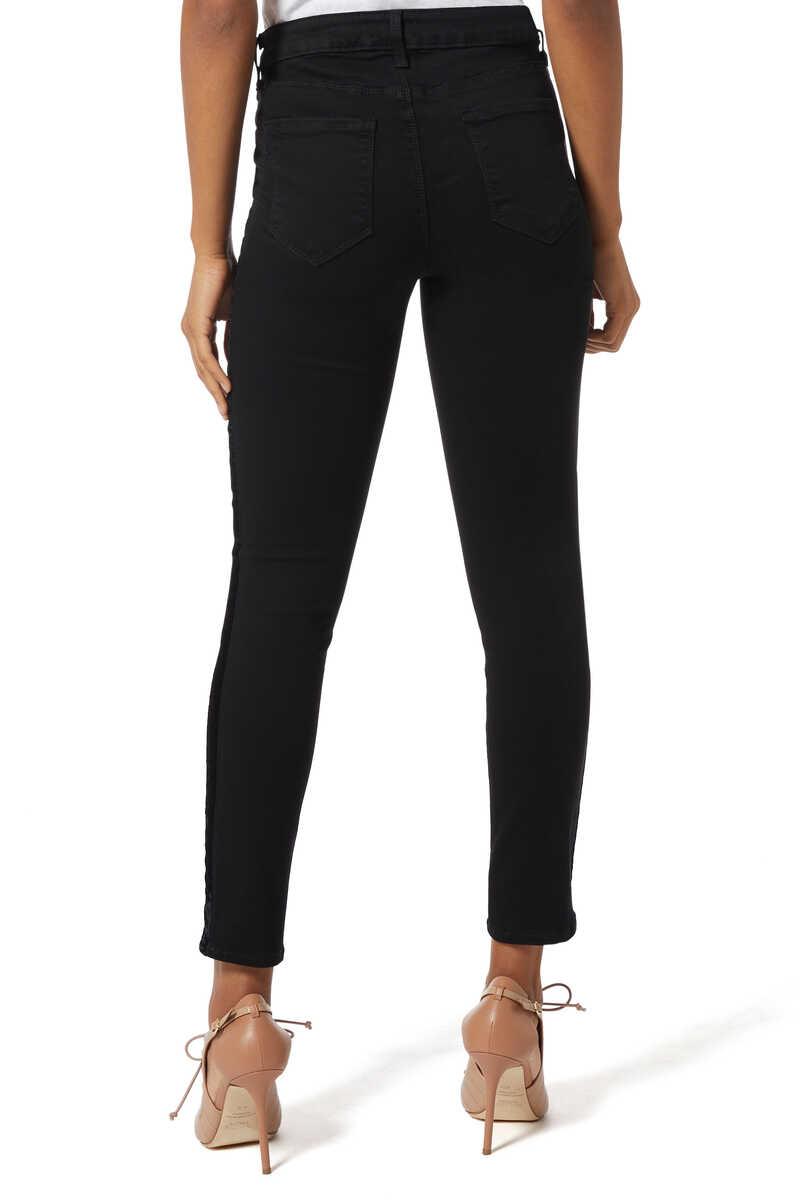 Margot Tuxedo Slim Jeans image number 3