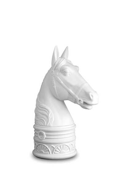 Horse Head Bookend