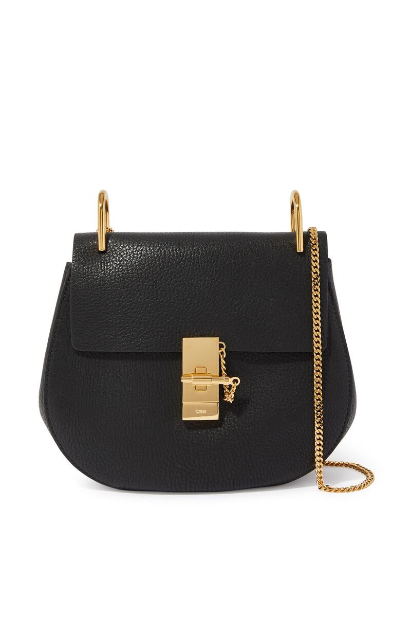 Drew Medium Leather Bag image number 1