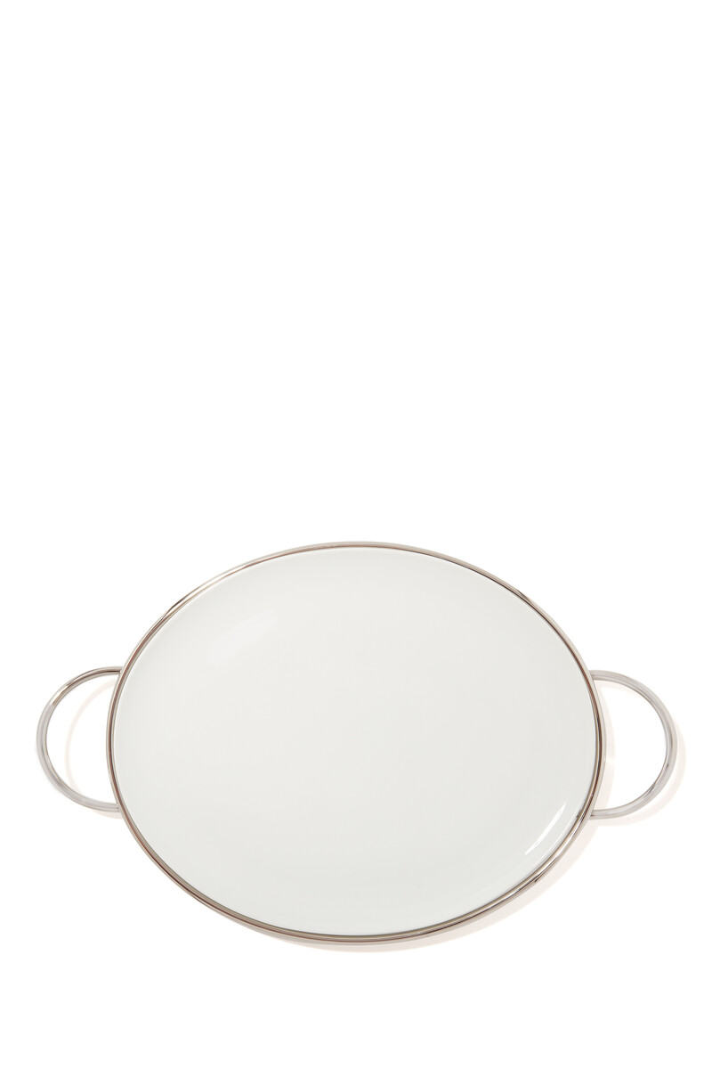Round Binario Dish image number 2