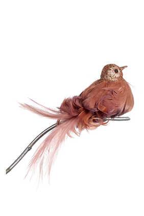 Feather BIrd Clip