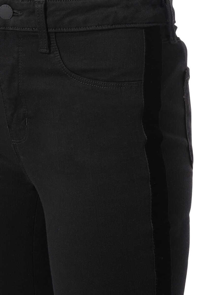 Margot Tuxedo Slim Jeans image number 4