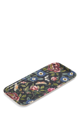 Creatures of Curiosity Floral Serving Tray