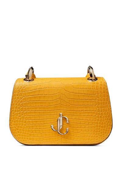 Varenne Embossed Cross-Body Bag