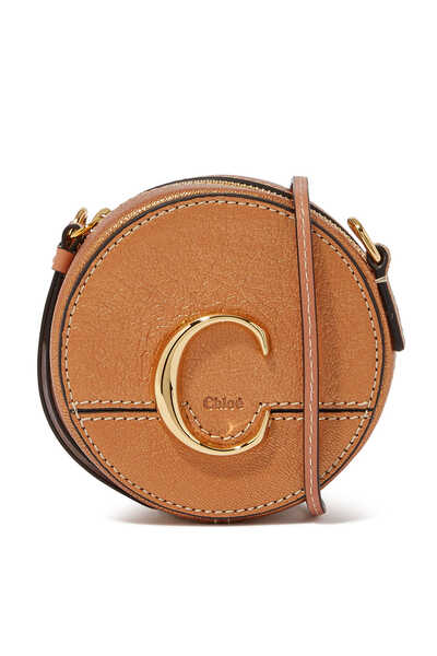 Mini Round Bag