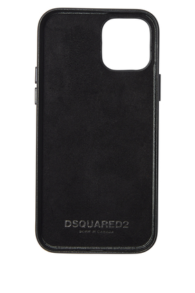 Iphone 12 Pro Max Logo Cover