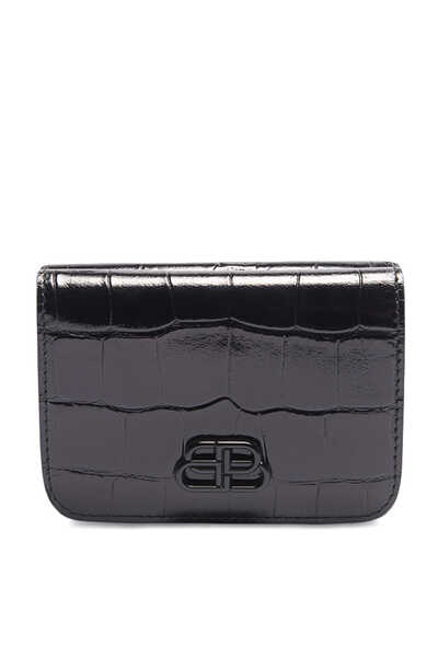 BB Mini Leather Wallet