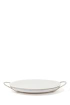 Oval Binario Dish