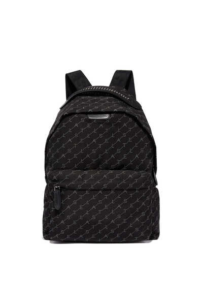 Falabella All-Over Logo Backpack