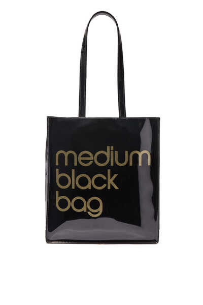 Medium Glitter Tote Bag