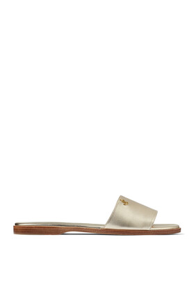 Minea Leather Flats