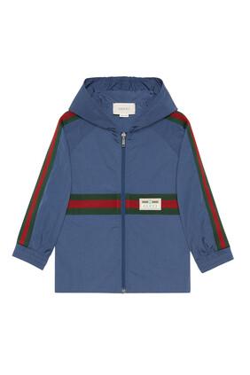 Web Nylon Jacket