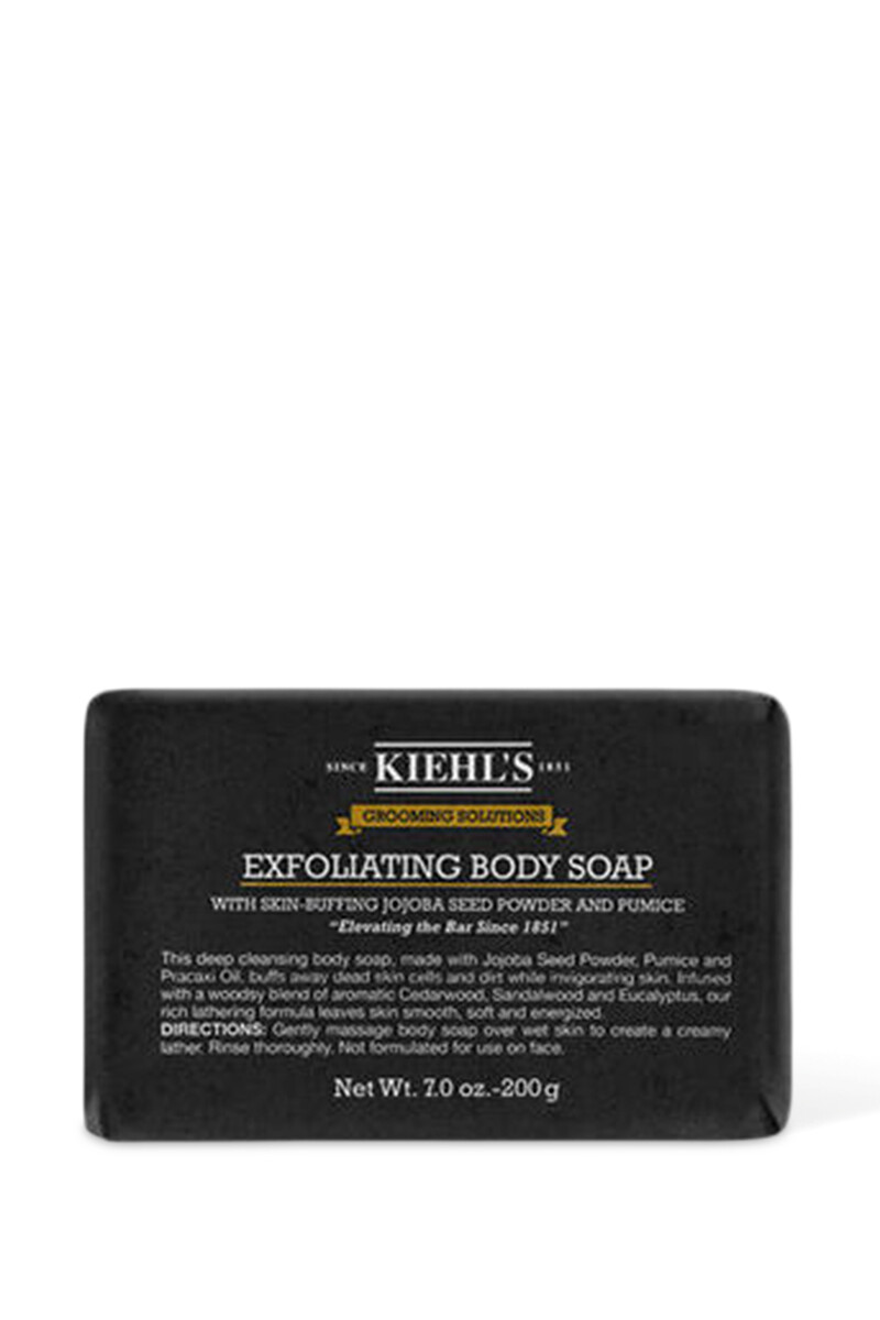 Grooming Solutions Exfoliating Body Soap image number 1