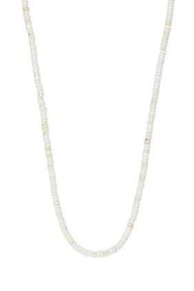 Heishi Magnesite Necklace
