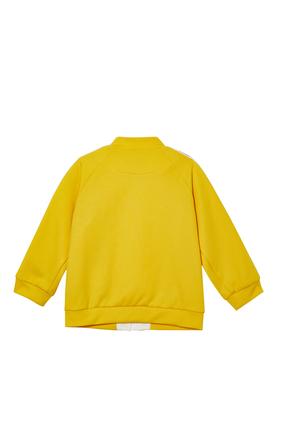 FF Band Zipped Jacket