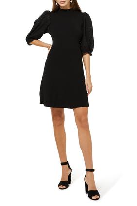 Roxetty Knit Dress