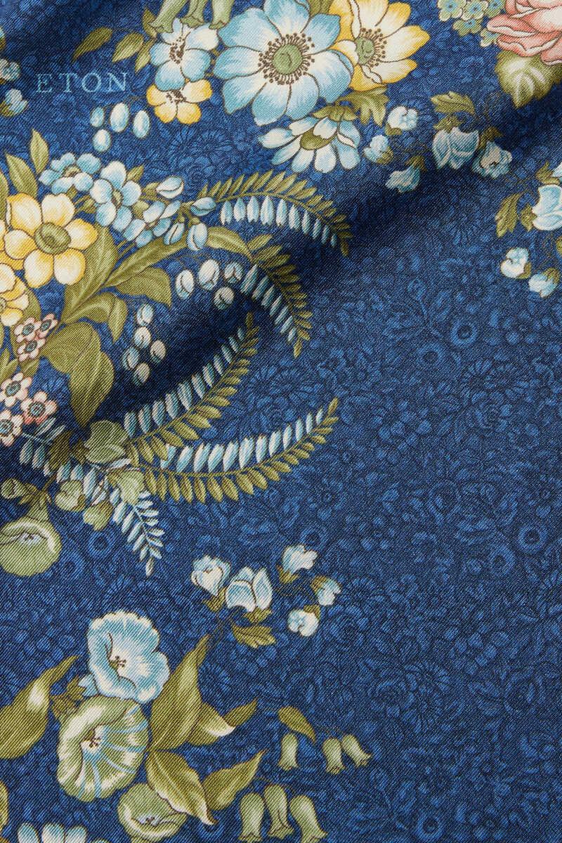 Floral Print Pocket Square image number 4