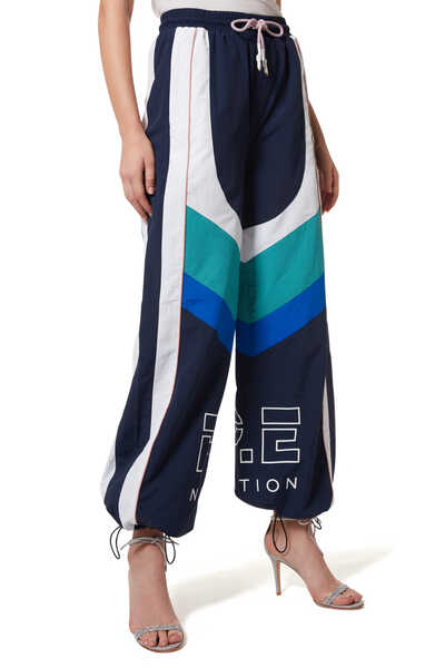 Electric Eye Track Pants