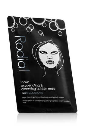 Snake Bubble Masks (1 Treatment)