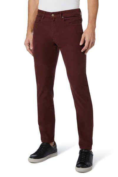 Slim Fit Tricochino Pants