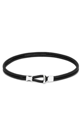 Orson Loop Leather Bracelet