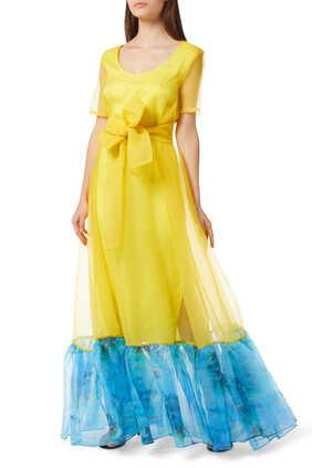 Hala Organza Dress