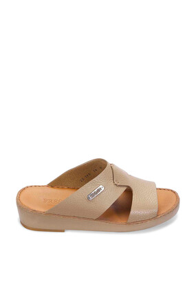Classic Leather Trotter Sandals