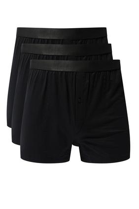 Boxer Shorts, Set of 3