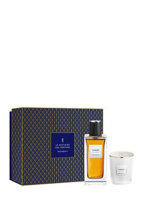 Les Vestiaires Tuxedo Eau de Parfum Gift Set