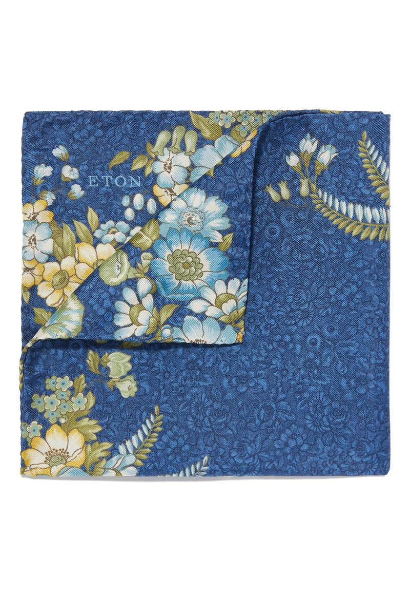 Floral Print Pocket Square image number 1