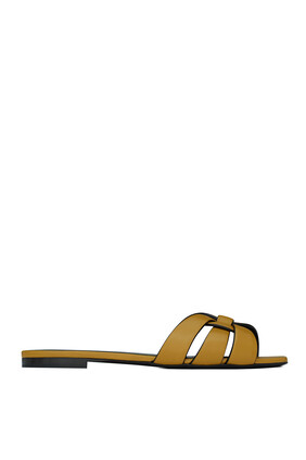 Nu Pieds Leather Sandals
