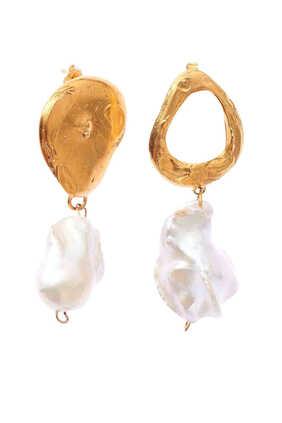 The Infernal Storm Earrings