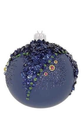 Petrol Pearl Ornament