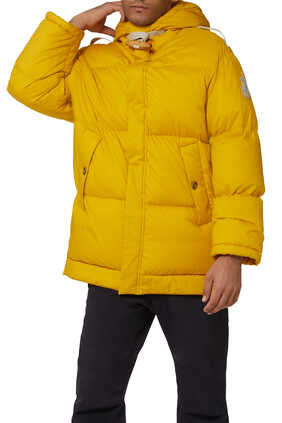 Anderson Hooded Down Jacket