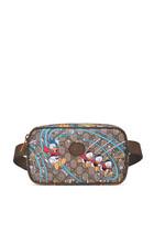 Disney X Gucci Donald Duck Print Belt Bag