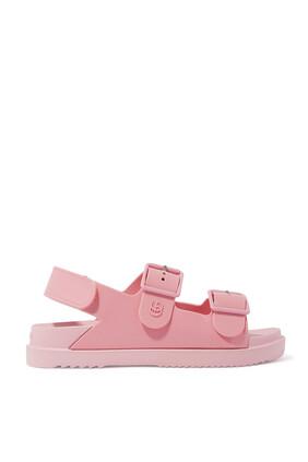 Mini Double G Sandals