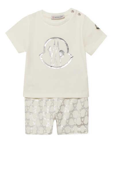 T-Shirt, Shorts & Hat Gift Set