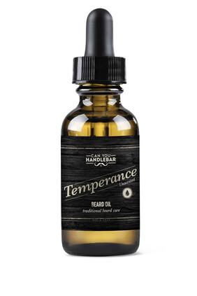 Temperance Unscented Beard Oil