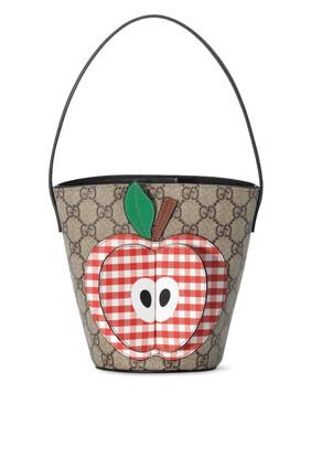 Apple Bucket Bag