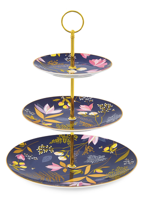 Orchard 3 Tier Cake Stand