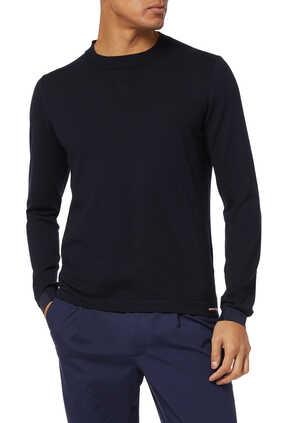Stripe Detail Sweater