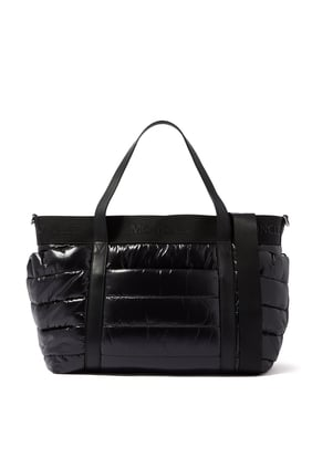 Quilted Mommy Bag