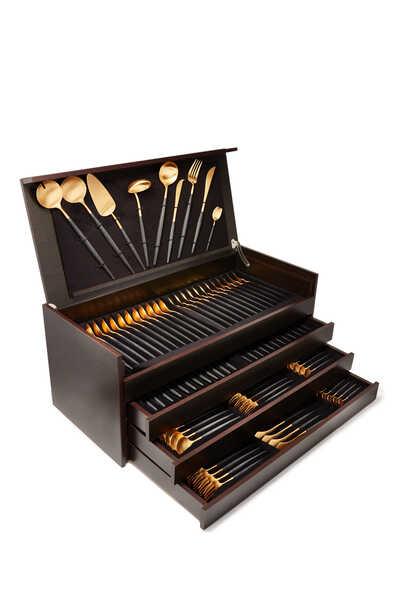Goa 130 Piece Cutlery Set
