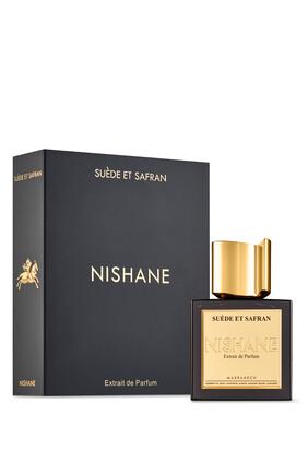 Suède Et Safran Extrait de Parfum