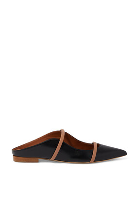 Maureen Leather Flats
