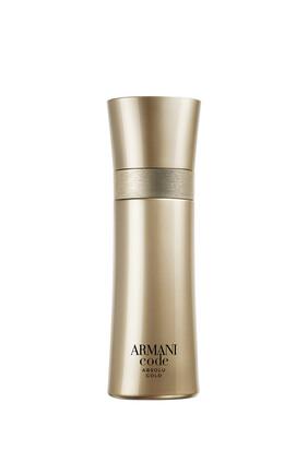 Armani Cold Absolu Gold Eau de Parfum