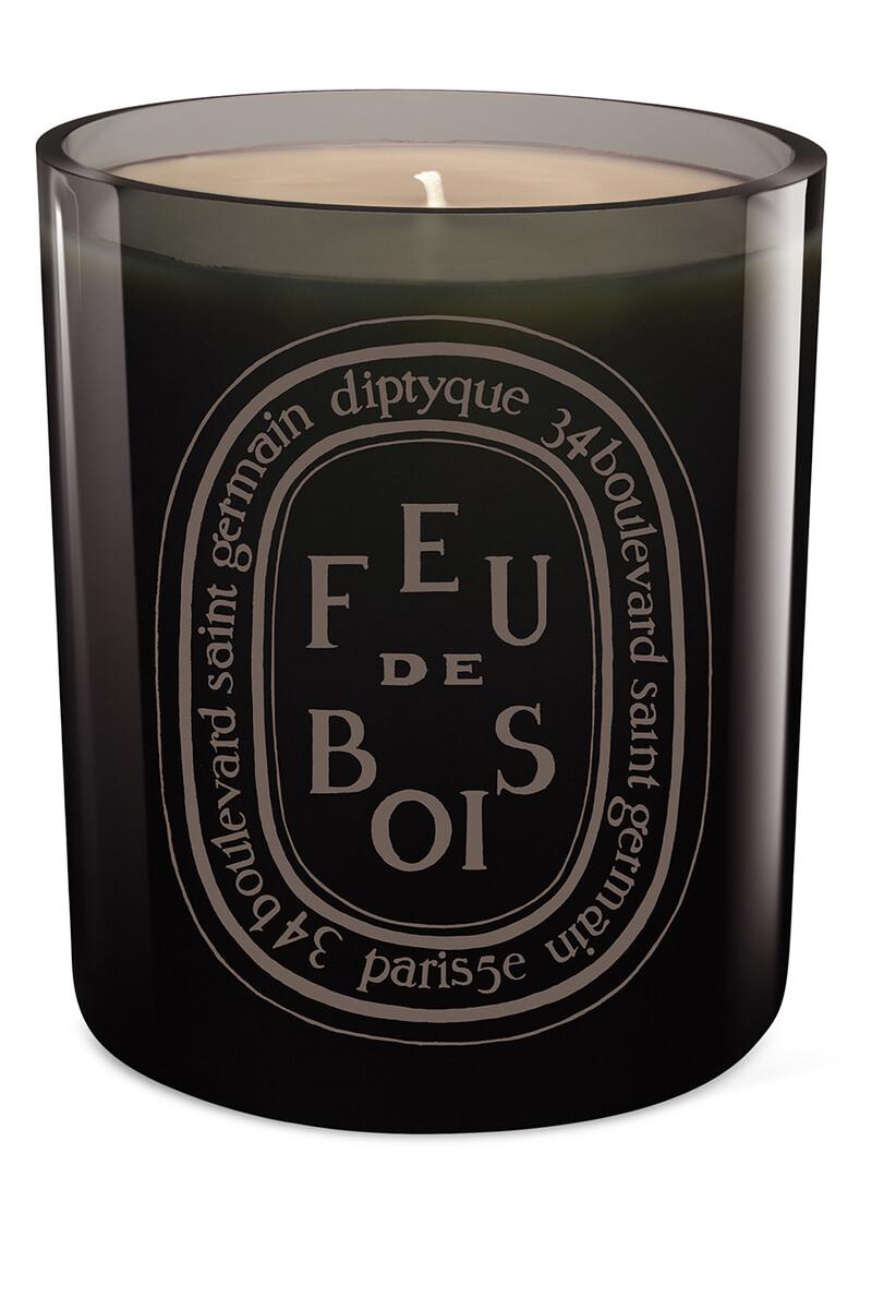 Feu De Bois Gris Candle image number 1