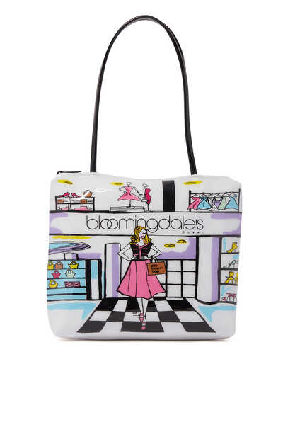 DXB Storefront Tote Bag