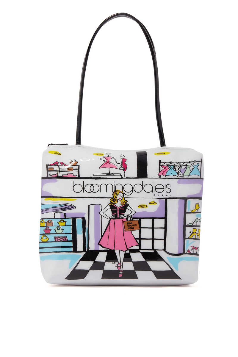 DXB Storefront Tote Bag image number 1