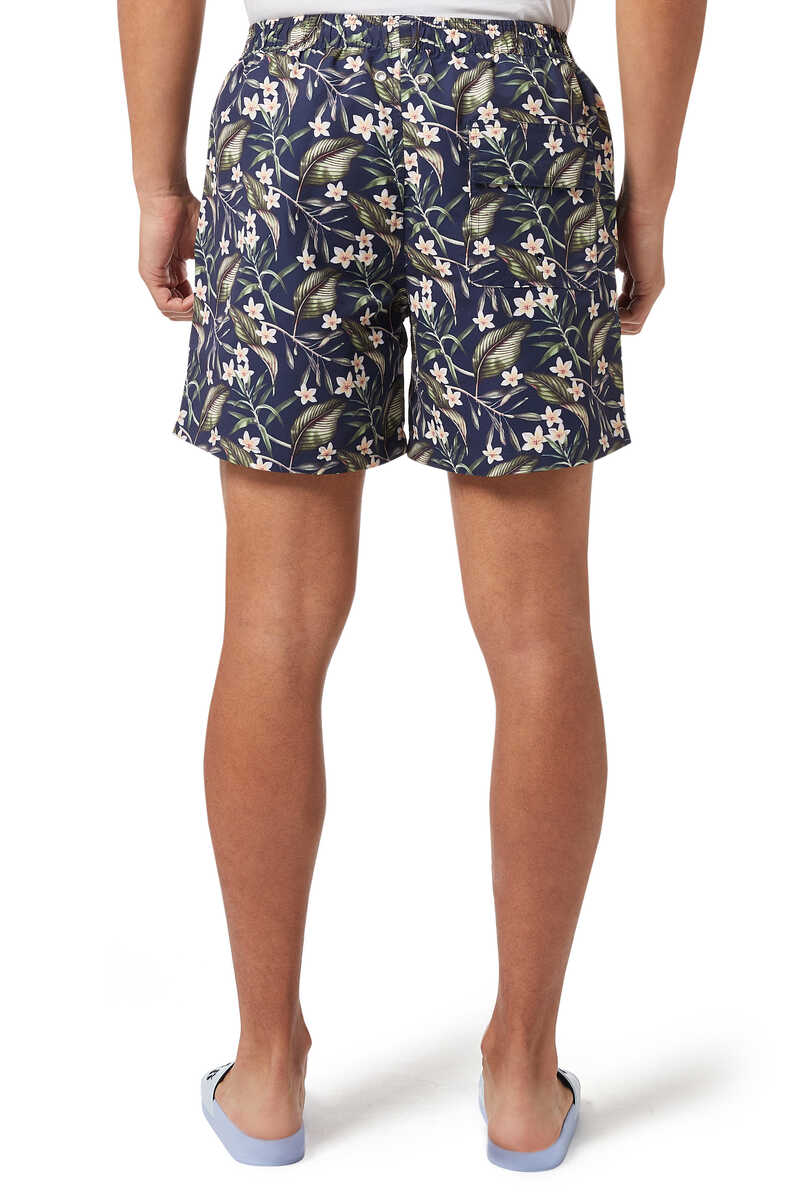 All-Over Logo Swim Shorts image number 2